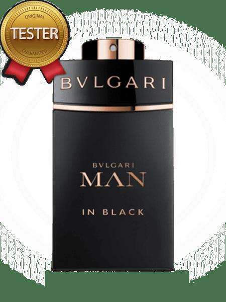 Bvlgari Man In Black EDT 100мл - Тестер за мъже